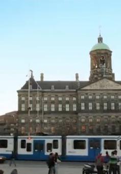 Thành phố Amsterdam lên kế hoạch điều tiết lượng du khách quá lớn