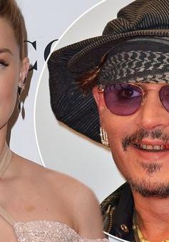 Ly hôn Johnny Depp, Amber Heard mạnh tay chi 350.000 USD làm từ thiện