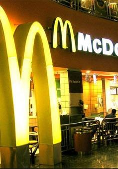 McDonald's mở thêm 60 cửa hàng tại Nga trong năm 2016