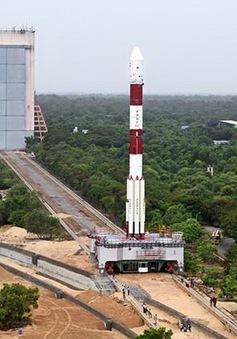 Ấn Độ phóng thành công 20 vệ tinh bằng tên lửa đẩy