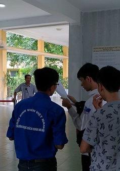 Các trường đại học hoàn tất công bố kết quả xét tuyển đợt 1