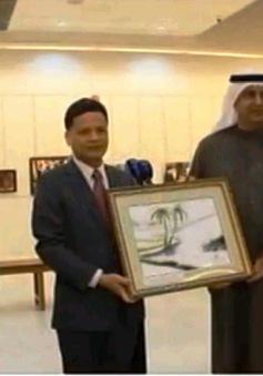 Triển lãm ảnh 40 năm quan hệ ngoại giao Việt Nam - Kuwait