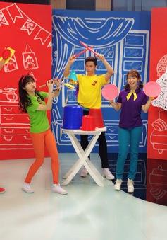 Lớp học Cầu Vồng - chương trình đầy màu sắc dành cho thiếu nhi