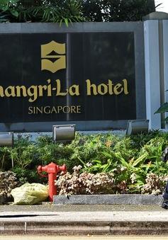 Singapore tăng cường an ninh trước Đối thoại Shangri-La