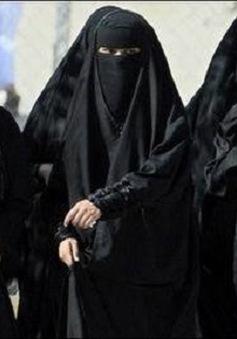 Hạ viện Thụy Điển thông qua luật cấm áo burqa của người Hồi giáo