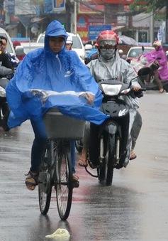 Chiều và đêm nay, Bắc Bộ và Bắc Trung Bộ sẽ có mưa lớn