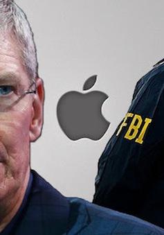 Tranh cãi giữa Apple và FBI về việc mở khóa iPhone