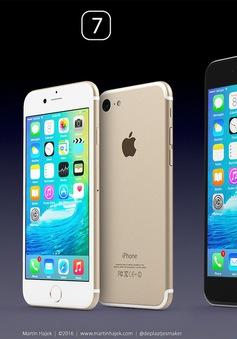 iPhone 7 sẽ chính thức ra mắt vào ngày 7/9?
