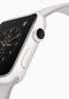 Apple Watch Edition ra mắt phiên bản mới với chất liệu gốm thay vì vàng