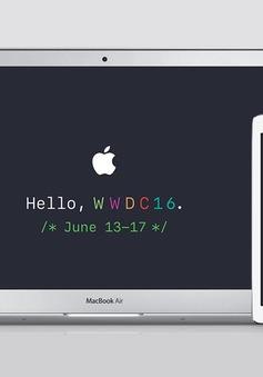 Cách xem trực tiếp sự kiện WWDC 2016 của Apple diễn ra vào đêm nay