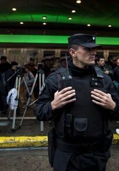 Argentina bắt giữ một nghi phạm Mỹ truy nã