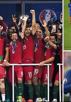 Những cái nhất của EURO 2016