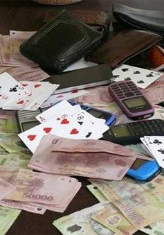 Triệt phá sòng bạc lớn trong khách sạn ở TP.HCM
