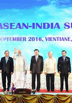 ASEAN và Ấn Độ tăng cường kết nối hàng hải và hàng không