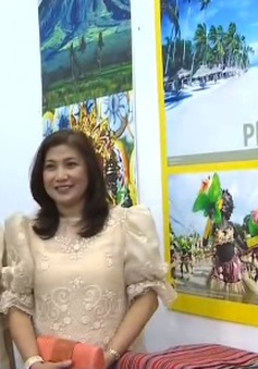 """Khai mạc triển lãm """"ASEAN - Sắc màu văn hóa"""" tại Hà Nội"""