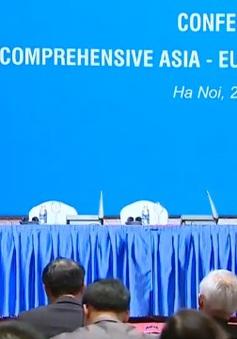 Tăng cường quan hệ đối tác Á - Âu toàn diện