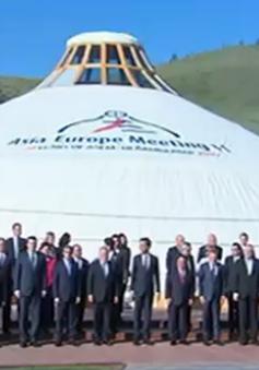 Hội nghị cấp cao ASEM thông qua nhiều tuyên bố quan trọng