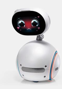 Asus trình làng robot gia đình dễ thương Zenbo