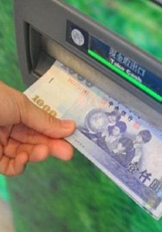 Hơn 2 triệu USD bị đánh cắp từ hệ thống ATM tại Đài Loan (Trung Quốc)