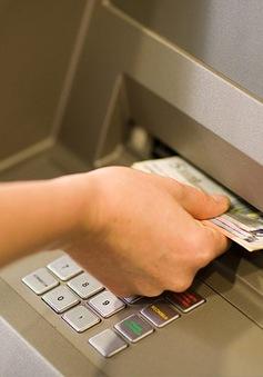 Đài Loan (Trung Quốc) bắt nghi phạm trộm 2,5 triệu USD từ cây ATM
