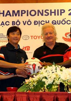 """HLV Yadanarbon FC """"khoe"""" 6 tuyển thủ Myanmar dự AFF Cup cùng 4 ngoại binh"""