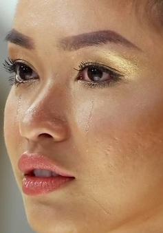Asia's Next Top Model: Đại diện Philippines bật khóc vì sợ bị loại