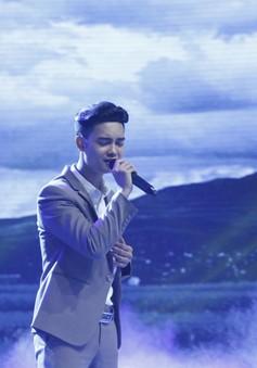 Tuấn Phương X-Factor khoe chất giọng buồn man mác trong Giai điệu tự hào