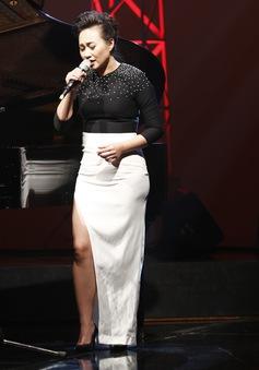 Khánh Linh trở lại đầy cá tính trên sóng truyền hình