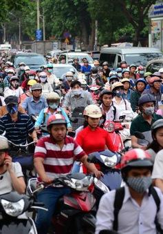TP.HCM nỗ lực chống kẹt xe trước cửa ngõ sân bay Tân Sơn Nhất