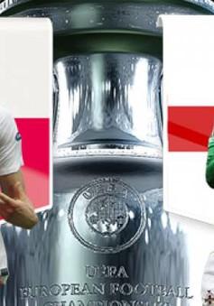 Bảng C EURO 2016, Ba Lan – Bắc Ireland: 23h00 TRỰC TIẾP trên VTV6 & VTV6HD