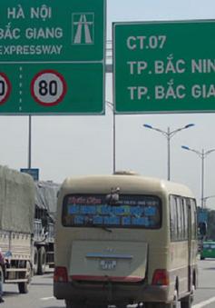 Trên 500 trường hợp xe máy đi vào cao tốc bị xử lý