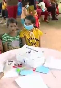 Bộ Y tế đề nghị Bình Phước ngăn ngừa bệnh bạch hầu lan rộng