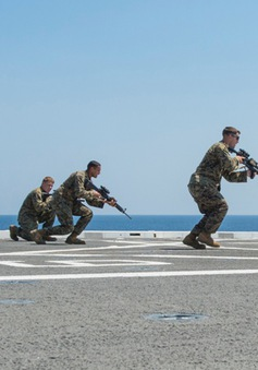 Mỹ - Hàn Quốc tập trận chung