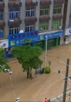 Bão Nepartak đổ bộ tỉnh Phúc Kiến, Trung Quốc