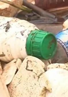 Bao bì thuốc BVTV gây ô nhiễm ở nhiều địa phương