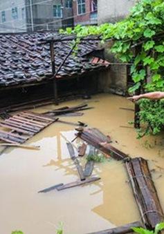 Siêu bão Nepartark đã cướp đi gần 20 sinh mạng ở tỉnh Phúc Kiến