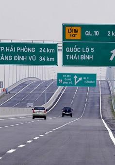 Thí điểm luồng tuyến theo mô hình xe bus tuyến Hà Nội - Hải Phòng