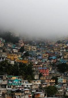 Hàng loạt dịch bệnh lây lan tại Haiti hậu siêu bão Matthew