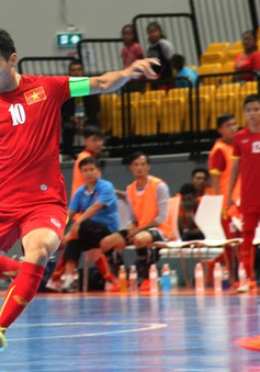 Đội trưởng ĐT Futsal Việt Nam: Cảm giác được thi đấu với các đội mạnh thật tuyệt vời