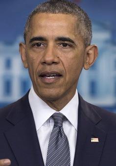 Tổng thống Mỹ sẽ phủ quyết dự luật chi tiêu quốc phòng tài khóa 2017