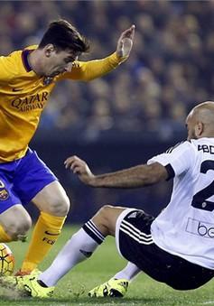 Barcelona – Valencia: Vận may nào cho Neville? (3h00, 4/2)