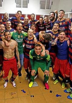 Barcelona chốt chơi trận cuối mùa ở Qatar