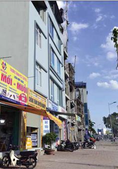 """Điểm báo sáng 26/7: Nhà siêu mỏng, siêu méo tại Hà Nội vẫn còn """"đất sống"""""""
