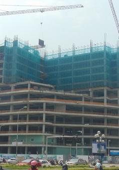 Vinaconex 2 khởi công tòa nhà 45 tầng tại dự án Kim Văn - Kim Lũ
