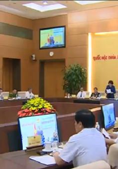 Hội đồng bầu cử quốc gia họp phiên thứ 5