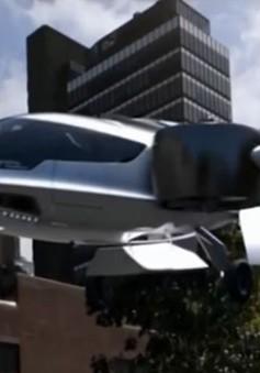 XTI 600 - Máy bay cá nhân cất cánh không cần đường băng