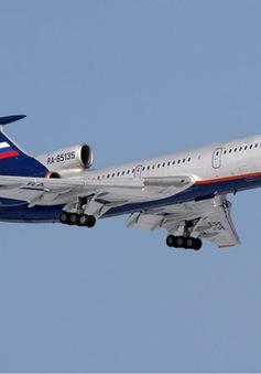 Vụ rơi máy bay quân sự Nga: 93 người tử nạn
