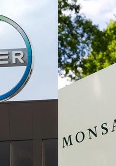 Bayer quyết mua Monsanto nhằm thống lĩnh thị trường nông nghiệp