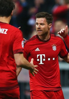 Bayern lập kỷ lục Champions League dù bị loại