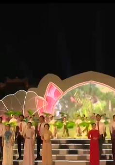 Tối nay (4/5), bế mạc Festival Huế 2016